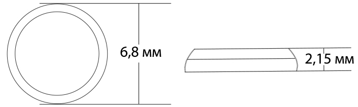 Размеры и габариты