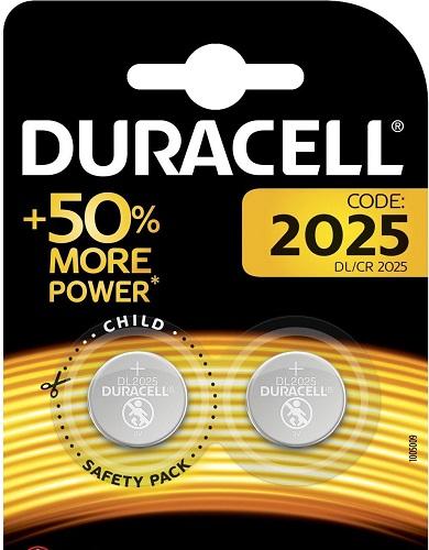 Аналог от Duracell DL2025